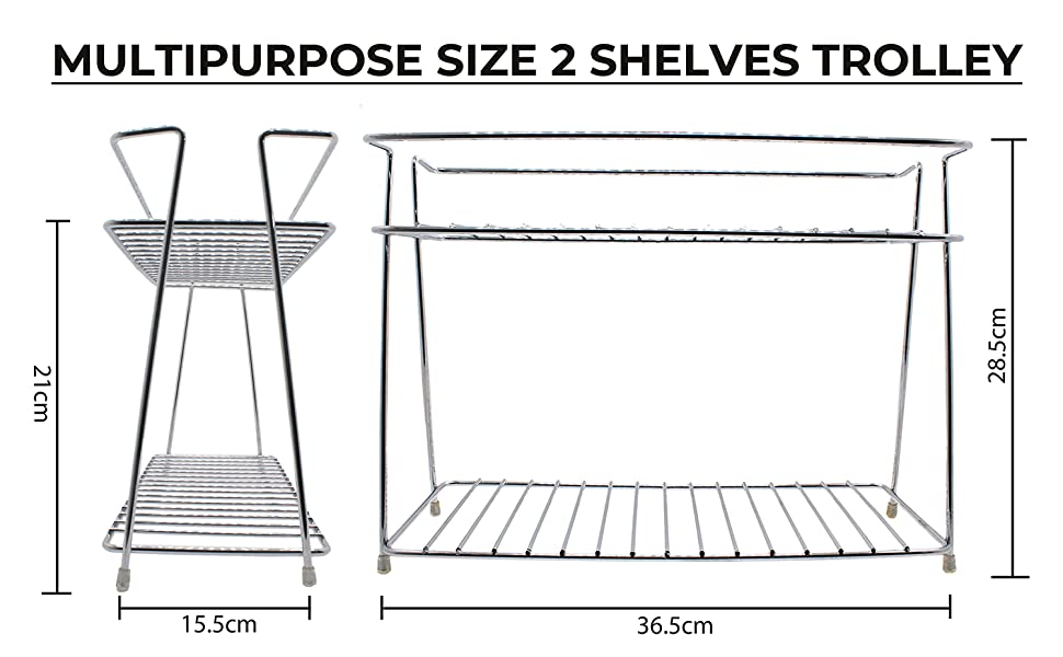 Material and size