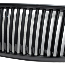 vertical grille