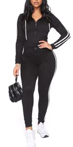 Casual Tracksuit 2 Piece Outfits