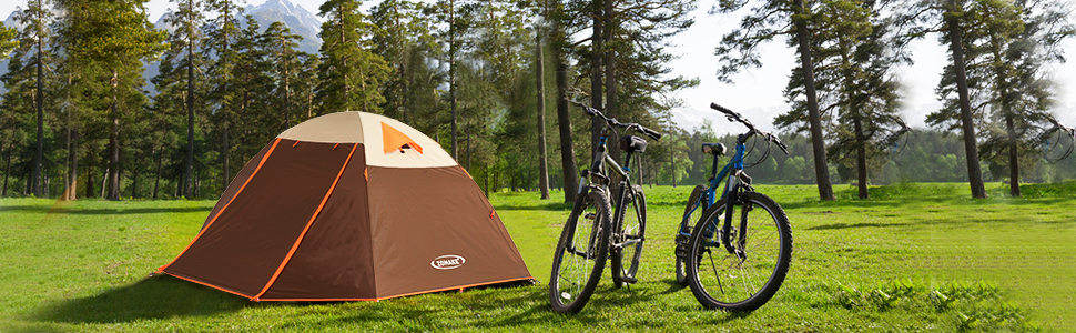 lightweight 2 person tent