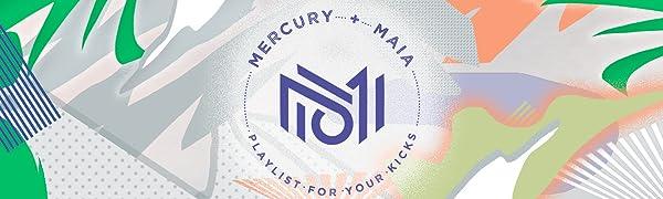 Mercury and Maia