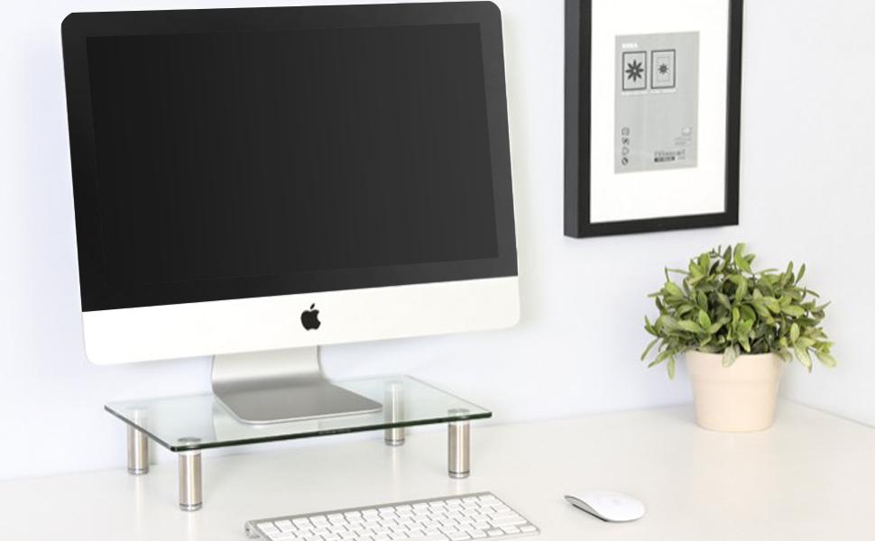 Monitor Riser Desk