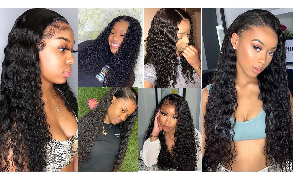 wig bundles extension