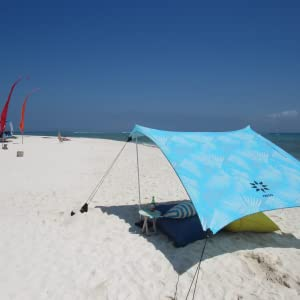 Neso Tents Neso1 Beach Shade Great in the Wind
