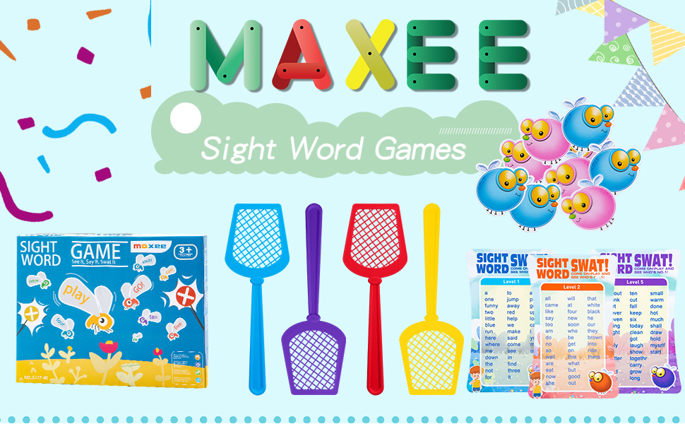 sight word games for kids ages 4-8 sight word games for toddlers learning toys educational toy