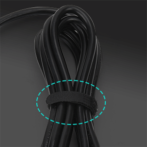 cable tie power bar