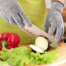 cut proof gloves,cut resistant gloves large,cut resistant gloves level 5,cut resistant gloves xl