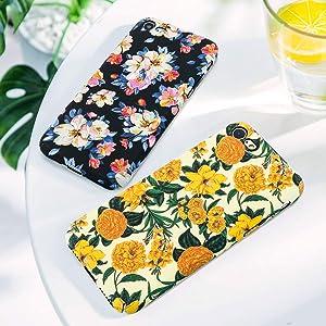 iphone se 2020 slim hard case,iphone se 2020 shockproof case,yellow flower phone case iphone 8