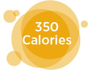 350 Calories