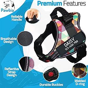 PawPawify Personalized Dog Harness