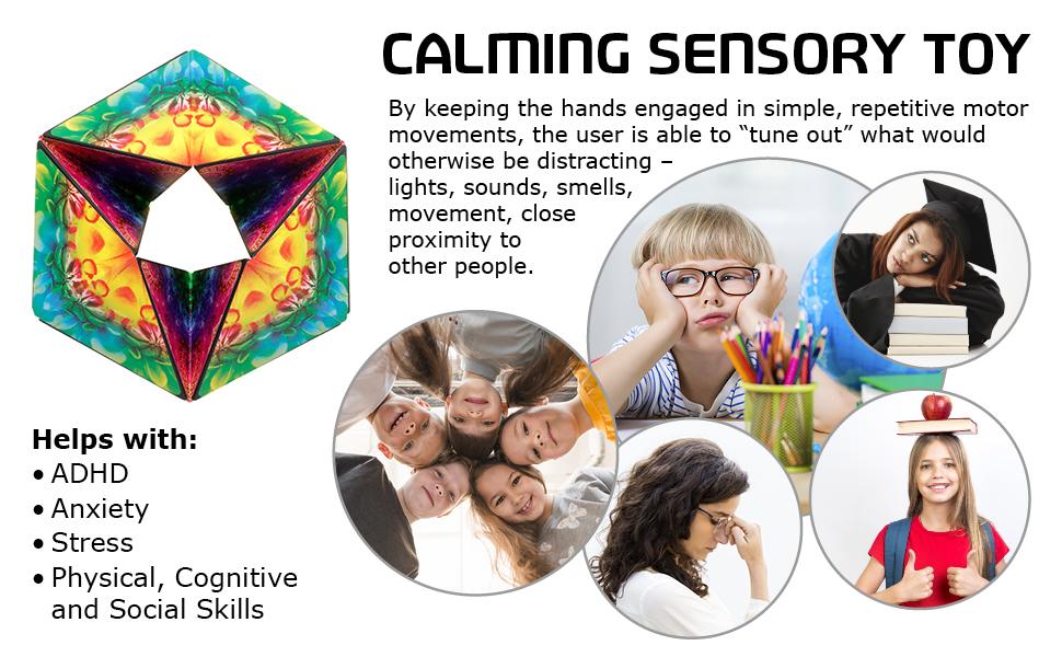 calming sensory toy