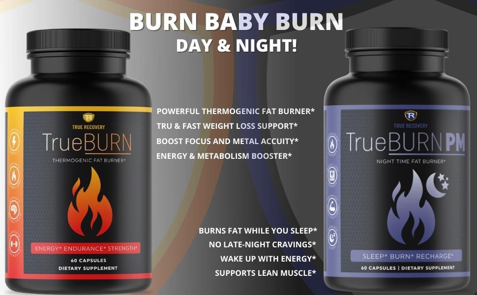 night time fat burner