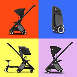 bugaboo ant stroller lightweight travel infant baby toddler small compact