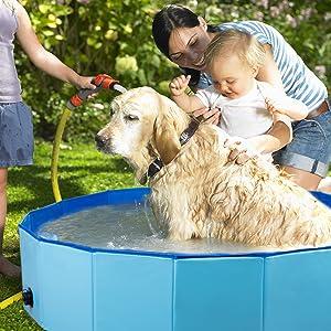 Pet Bath Tub