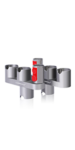 Docking Station Accessory Holder for Dyson V11 V10 V8 V7