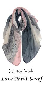 Stylish Lace Scarves