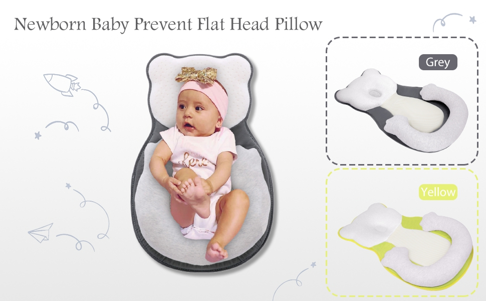baby pillow newborn baby lounger nest baby gifts safest infant co sleeper comfortable pillow