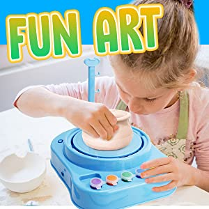 pottery toy