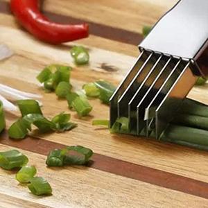 Kitchen Scallion Cutter Shred Silk Knife