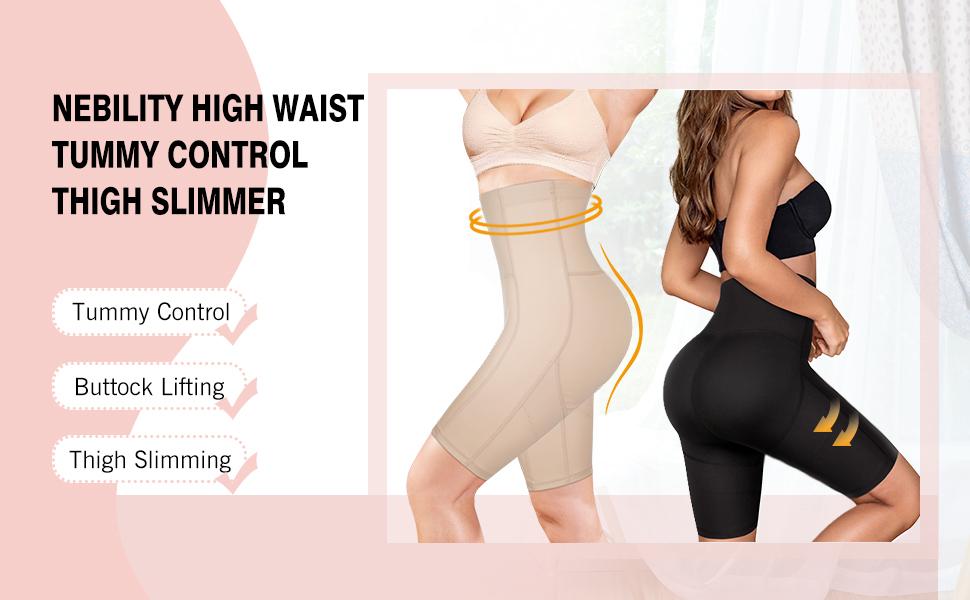tummy control thigh slimmer