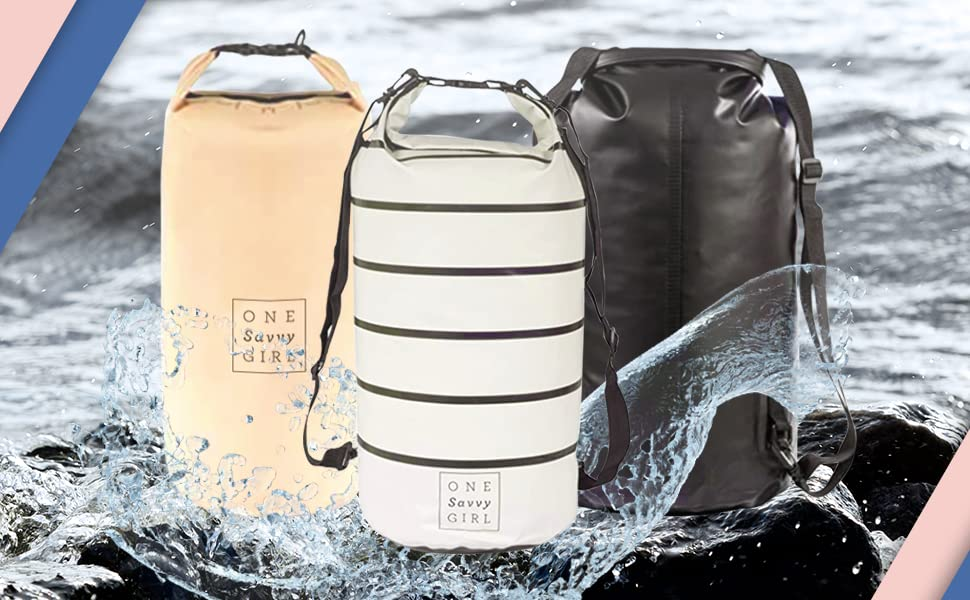 women carrier backpacking travel wet pouch water boating one compression sack boat men storage