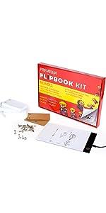 Flipbook Kit + Lightbox