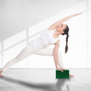 Tumaz Yoga Blocks and Yoga Strap