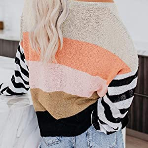 women oversized sweater 3