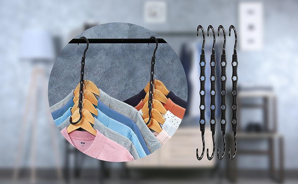 plastic magic hanger