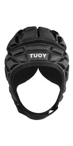 Youth Padded football soft helmet