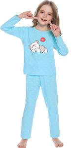 pijama niño panda