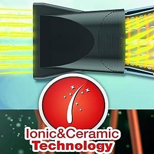 ceramic ionic hair dryer
