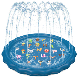 water toys outside