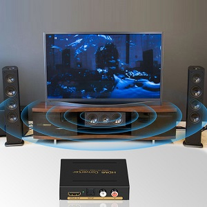hdmi splitter with optical audio