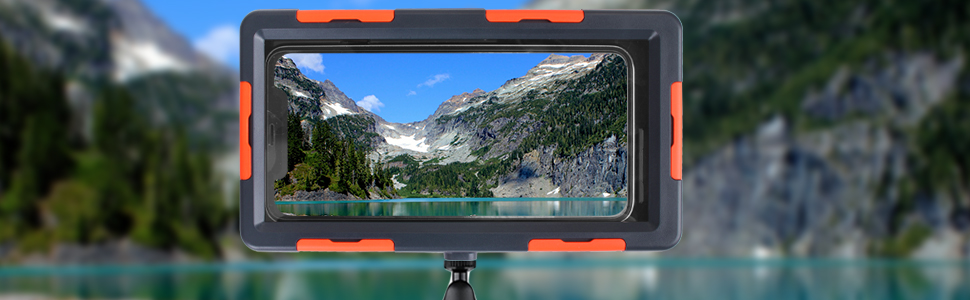 ProShot Touch waterproof case