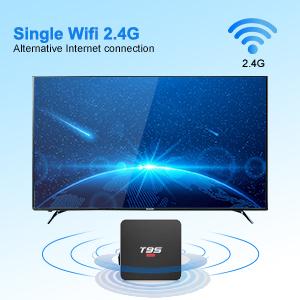 high speed wifi tv box