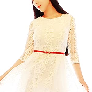 ドレス ベルト