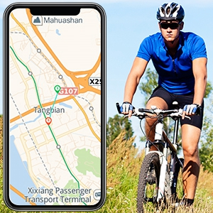 GPS Smart Watch Tracker