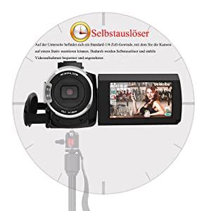 vlog,vlog kamera für youtube,youtube camera,kamera für videos,4k webcam,camcorder videokamera