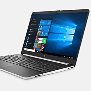 3  2020 Newest HP 15 15.6″ HD Micro-Edge Business Laptop (10th Gen Intel Core i5-1035G1, 8GB DDR4 RAM, 256GB PCIe M.2 SSD) USB Type-C, HDMI, HD Webcam, Windows 10 Home Silver + IST HDMI Cable 492996bb b87f 4f22 83bb 29e12ea4982c