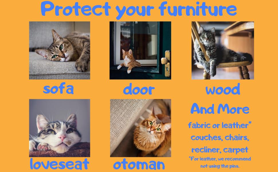 cat furniture protector