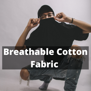 Breathable Cotton T Shirt