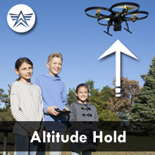 Altitude Hold Drone
