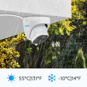 IP66 Weatherproof and Durable