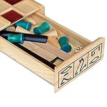 wood senet drawer