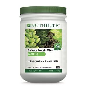 ニュートリライト バランス プロテイン ミックス(抹茶)01