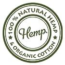 Cáñamo, orgánico, algodón, natural