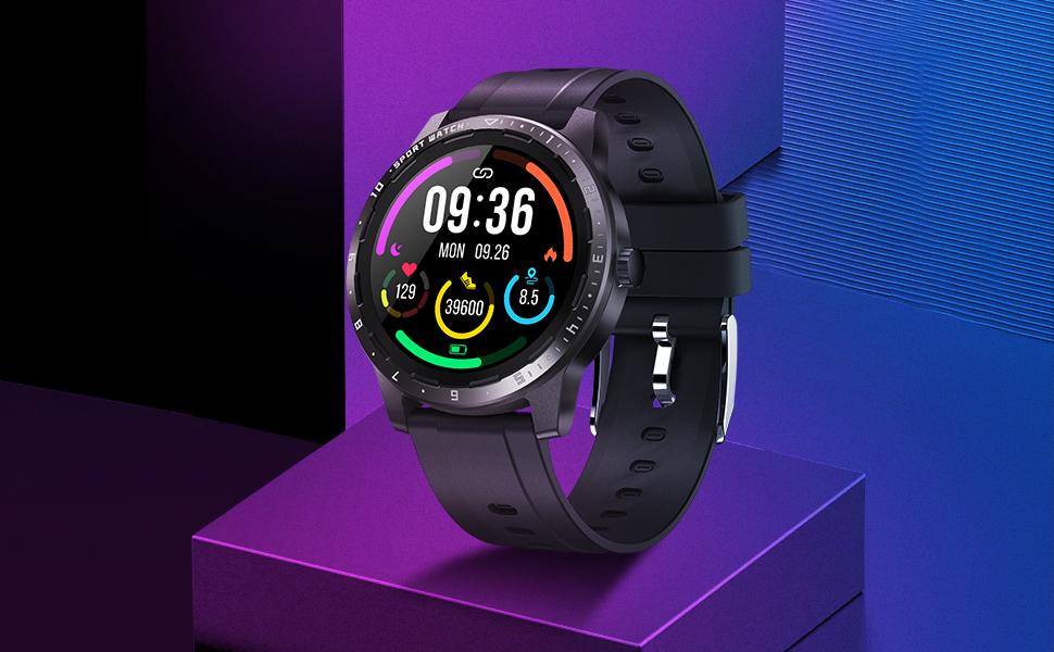 fitness smart watch for men