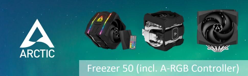 Freezer 50 (incl. Controller)