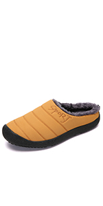 Unisex winter slippers